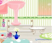 Barbie bathroom online